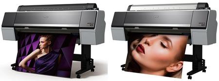 プレオ印刷で導入しているプリンター